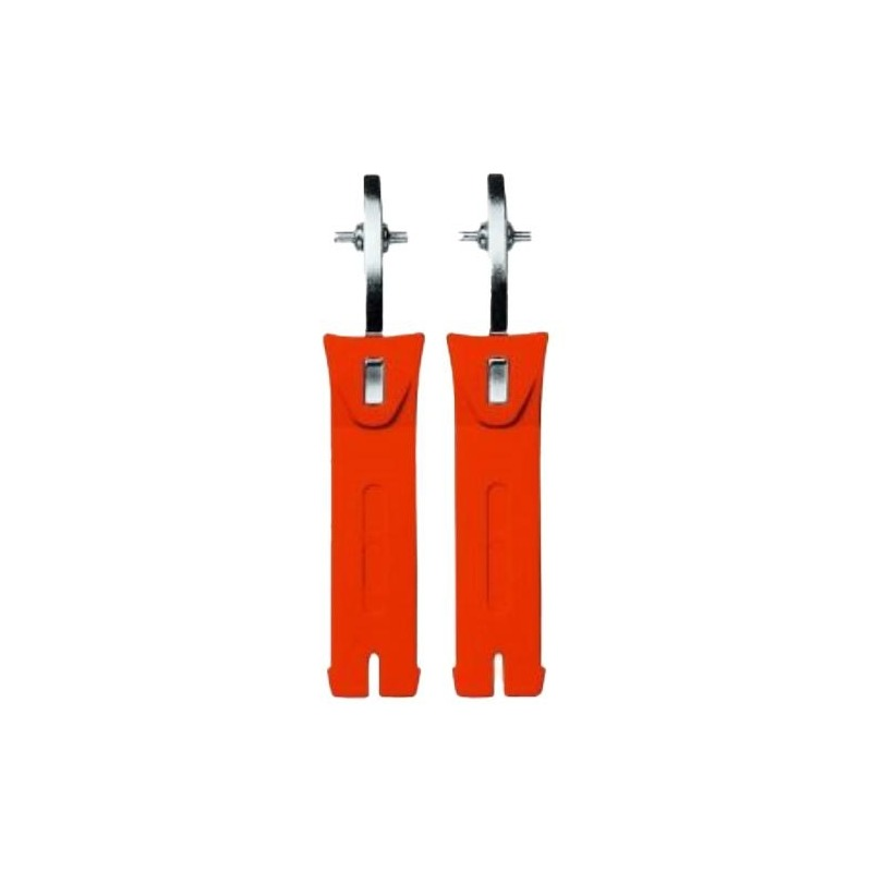Sangle micrométrique courte ST/MX rouge