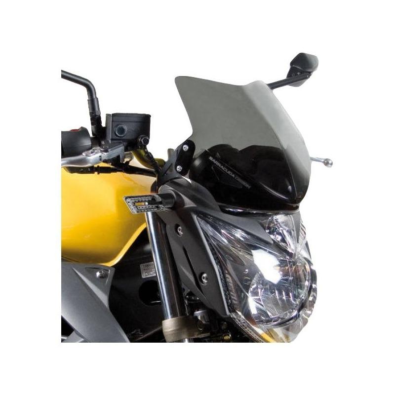Saute-vent Barracuda Aerosport fumé Yamaha XJ6 600 N 09-16