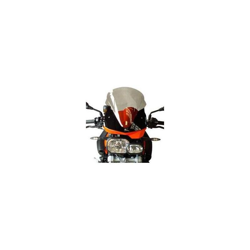 Saute-vent Bullster haute protection 41 cm incolore BMW F 800 R 09-16