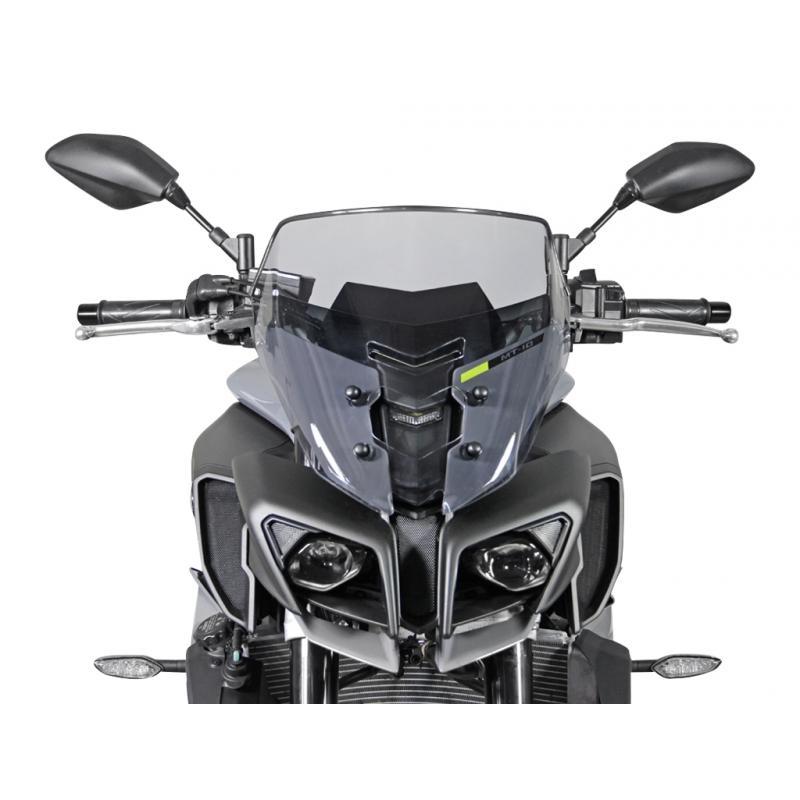 Saute-vent MRA NS noir Yamaha MT-10 16-18