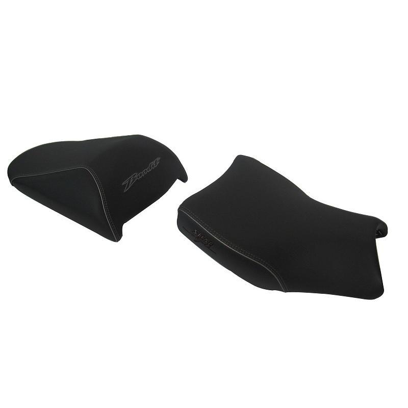 Selle confort SHAD Suzuki Bandit 650 / 1250 09-12 noir/gris