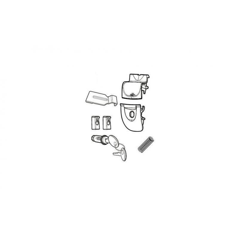 Serrure complète pour topcase Shad SH33 -2015