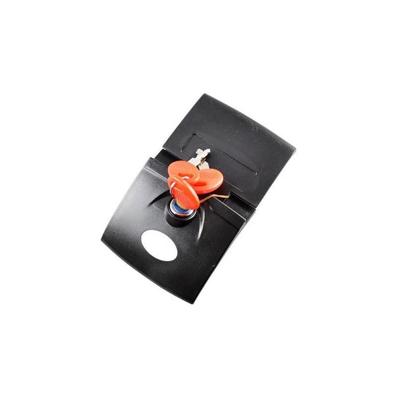Serrure complète top-case 498851