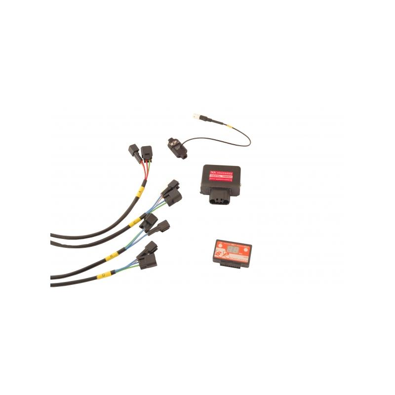Shifter Sp Electronics capteur compression Suzuki 4 cylindres