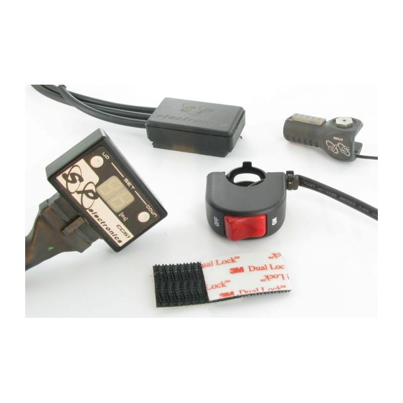 Shifter Sp Electronics capteur off-road Husqvarna
