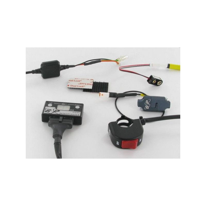 Shifter Sp Electronics capteur traction M6 Mécaboite allumage PVL Seletra