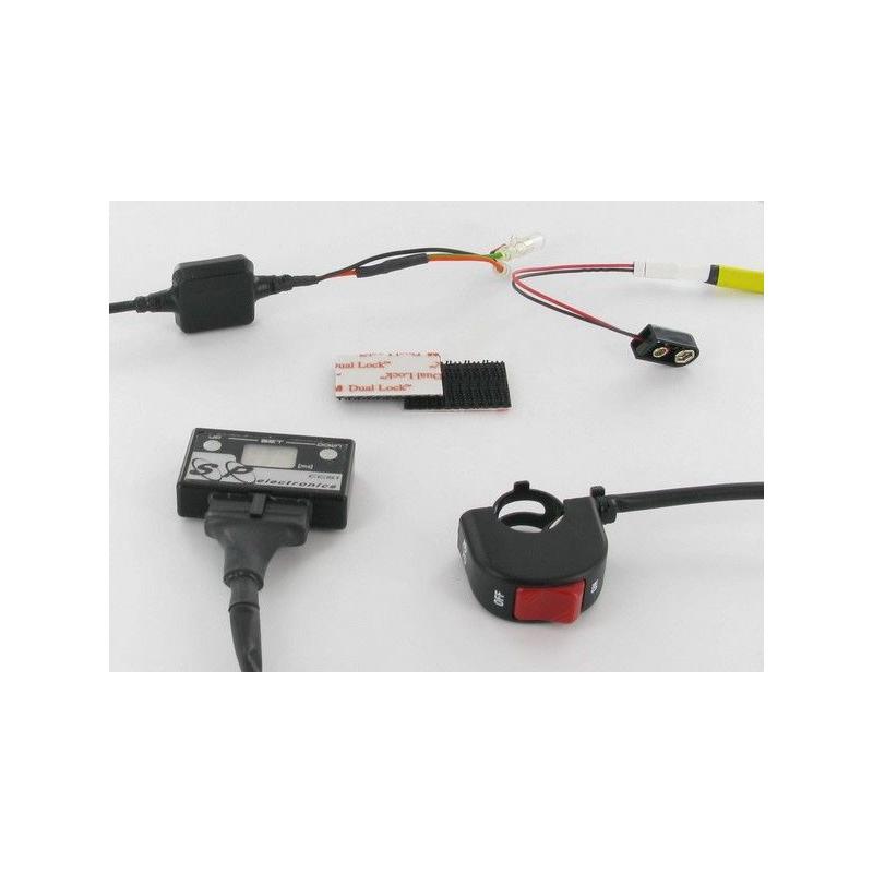 Shifter Sp Electronics sans contacteur pour allumage PVL, Seletra
