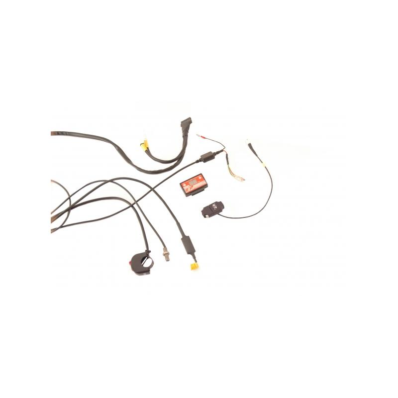 Shifter Sp Electronics V2 Mécaboite allumage PVL seletra
