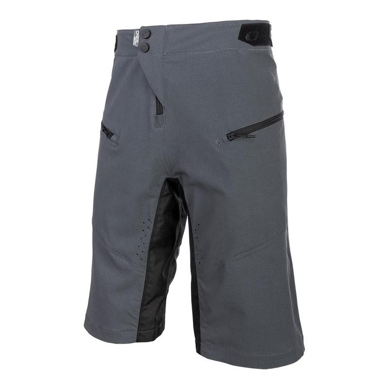 Short vélo O'Neal Pin It gris