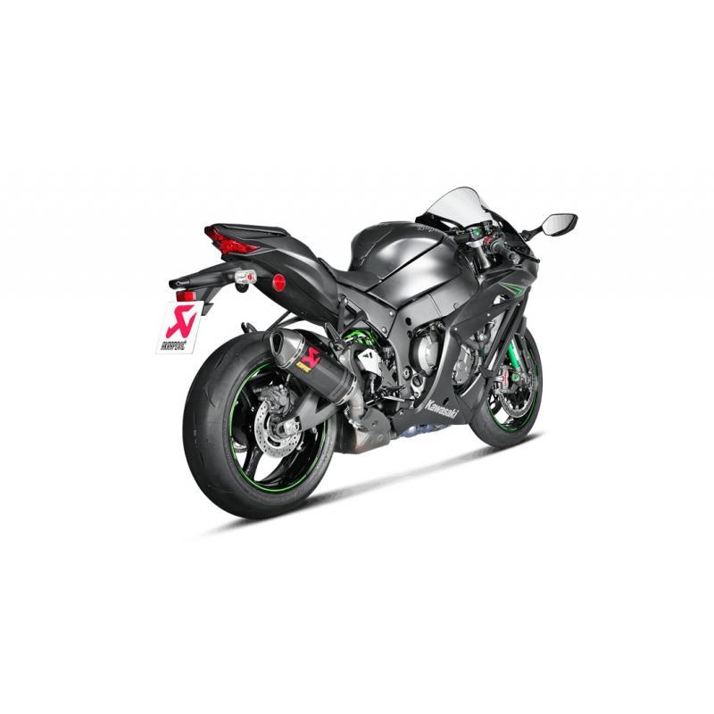 Silencieux Akrapovic Carbone Kawasaki Ninja ZX-10R 16-17