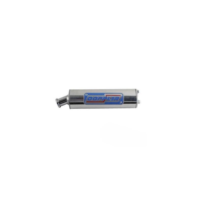 Silencieux Doppler ER1 alu 103SP / MBK51