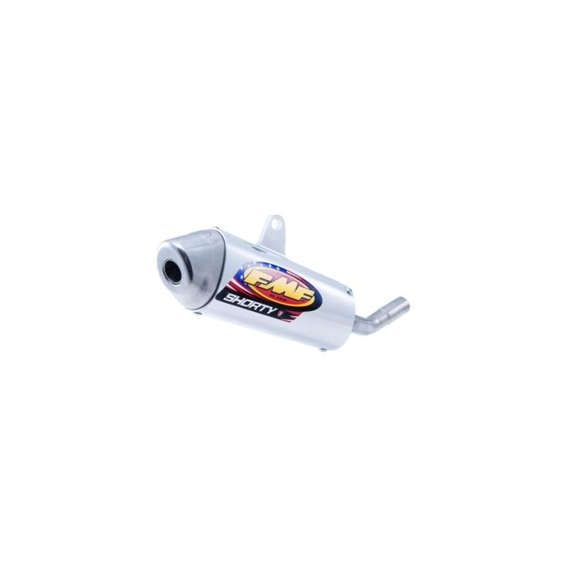 Silencieux FMF Powercore 2 Shorty aluminium KTM SX 125 16-17