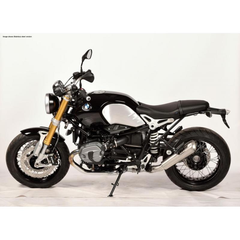 Silencieux homologué SPARK Evo V inox pour BMW R Nine-T 14-16