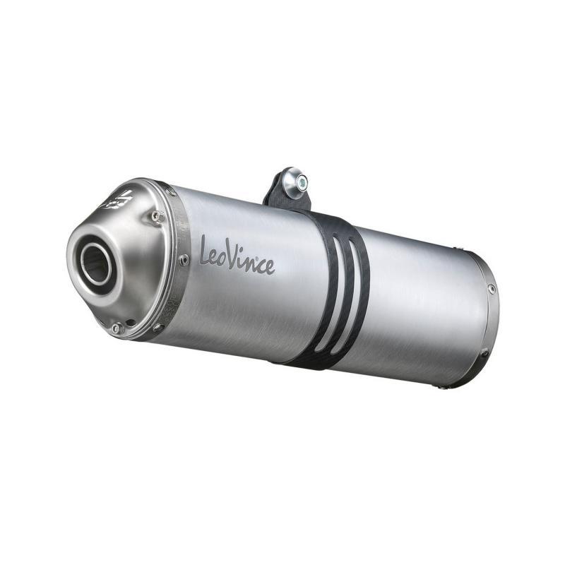 Silencieux Leovince X3 Aluminium pour Suzuki DR-Z 400 S 01-08