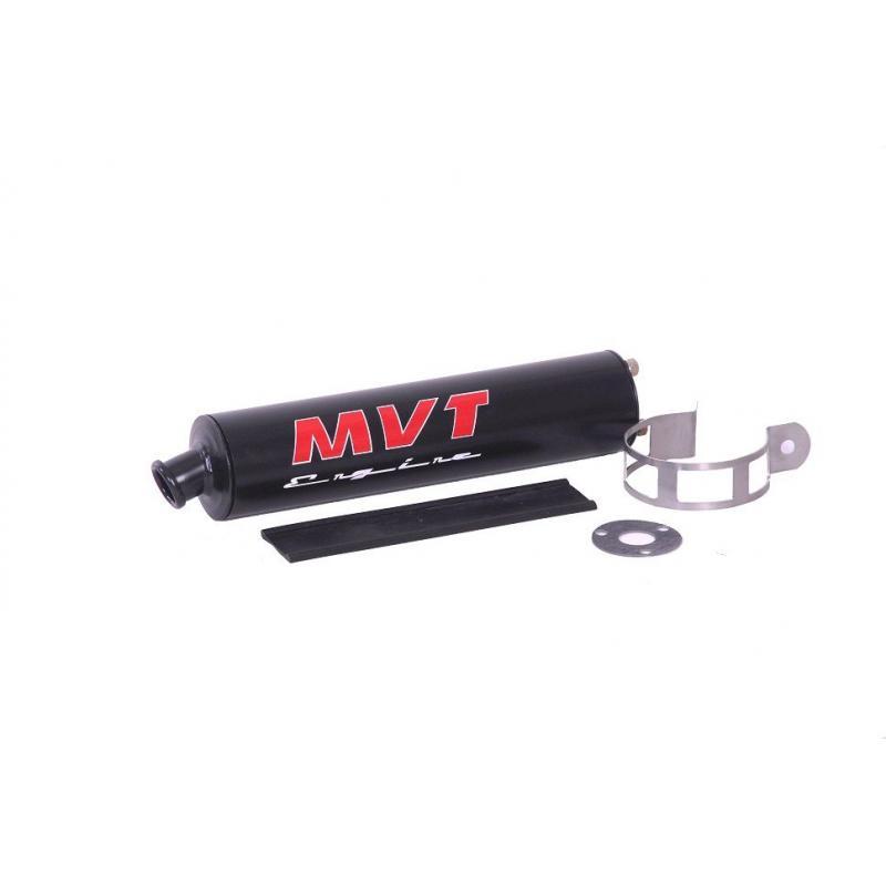 Silencieux MVT S-Road AM6 Derbi