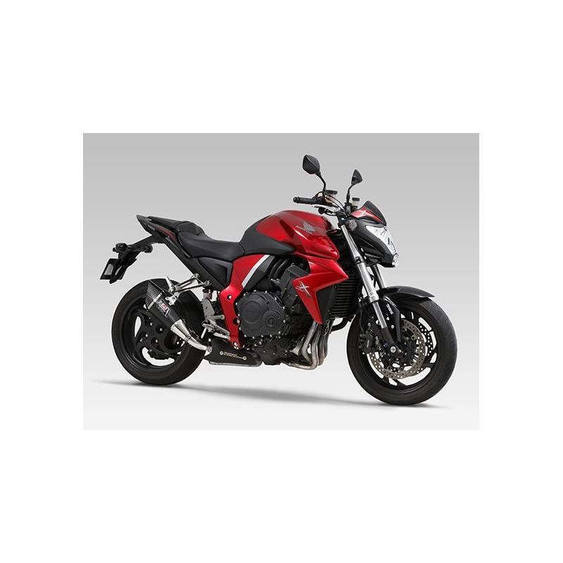 Silencieux + pare-chaleur Yoshimura R11 Metal Magic Honda CB1000R 08-16