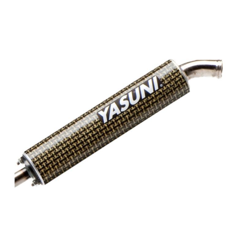 Silencieux Yasuni Cross HM Carbone/Kevlar