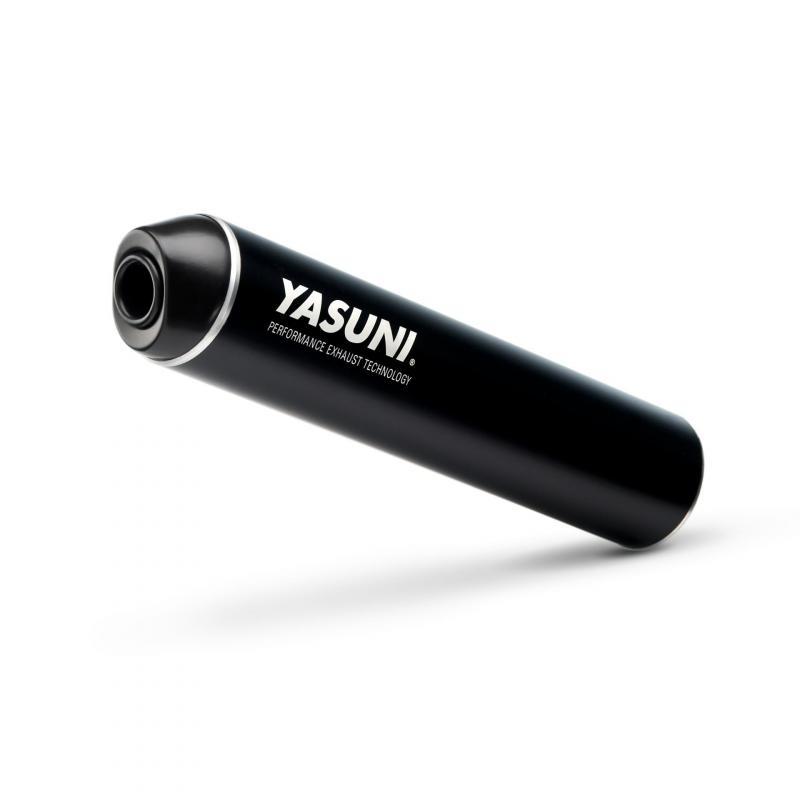 Silencieux Yasuni Max noir sil034bxrd
