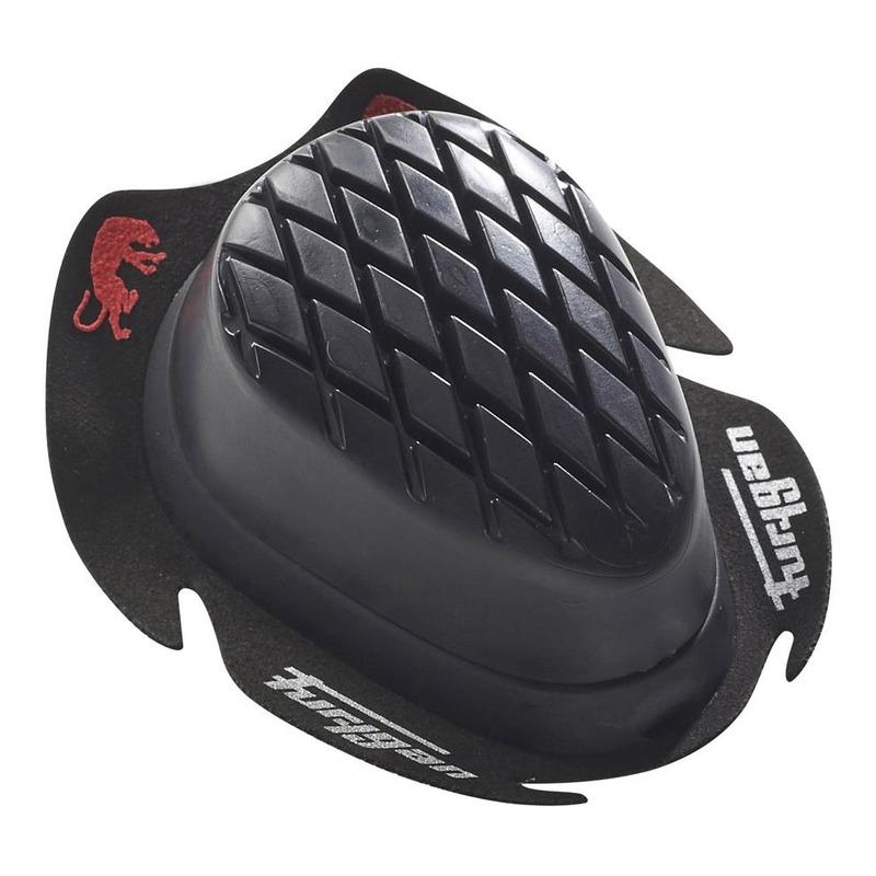Sliders genoux Furygan Pluie Sliders pluie noir/rouge