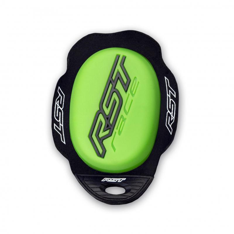 Sliders Genoux RST vert fluo