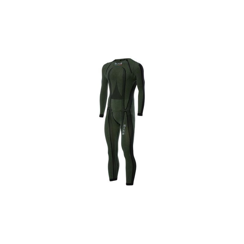 Sous-combinaison Sixs STX dark green