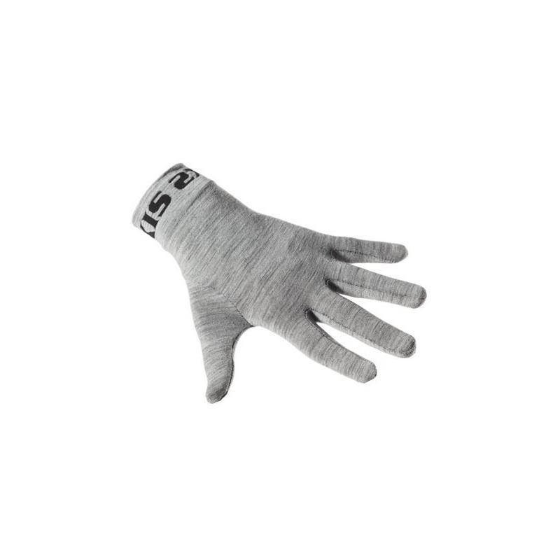 Sous-gant Sixs GLX Merinos gris