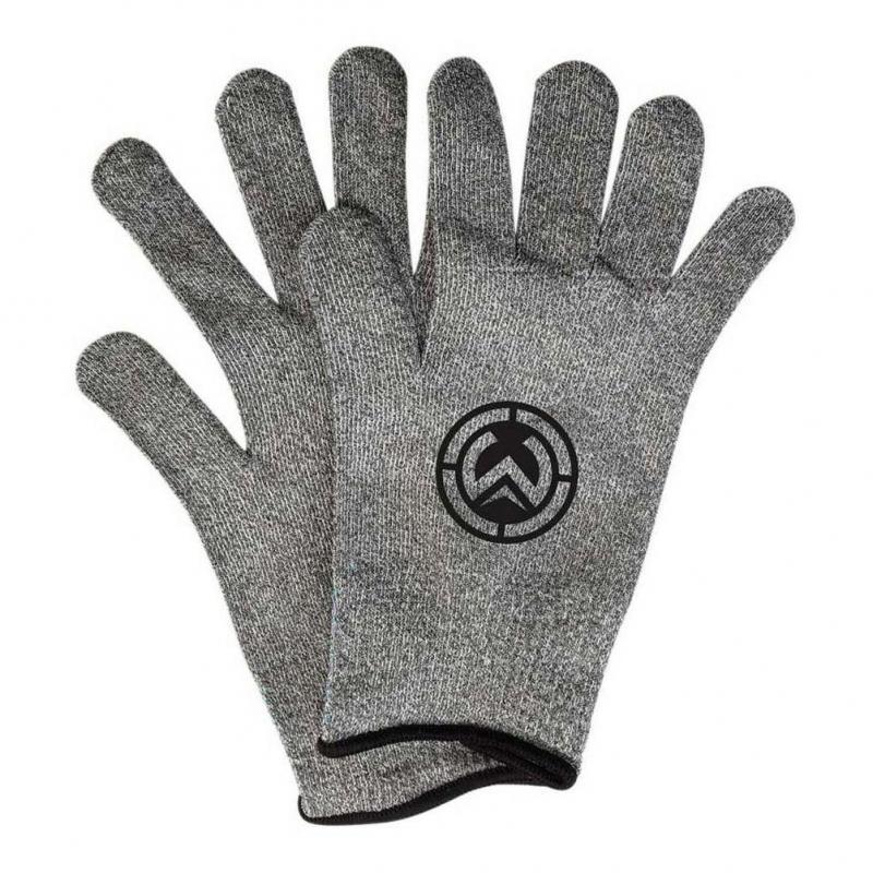 Sous-gants Moose Racing gris