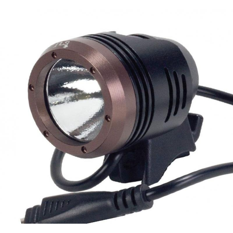 Spot additionnel LED Tura Scout compact 850 Lumen