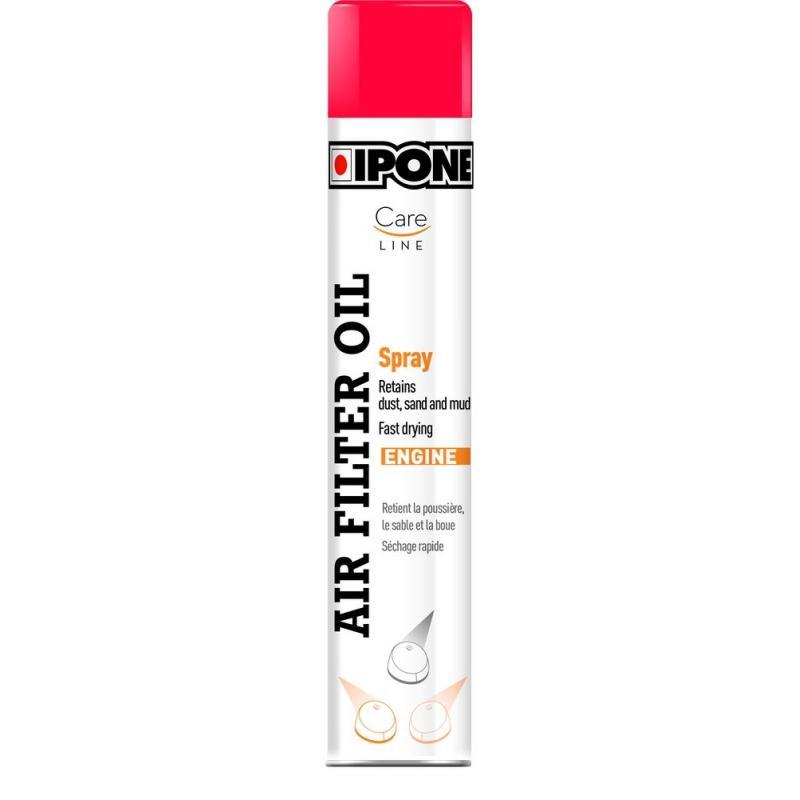 Spray huile de filtre Ipone AIR FILTER OIL SPRAY 750ml