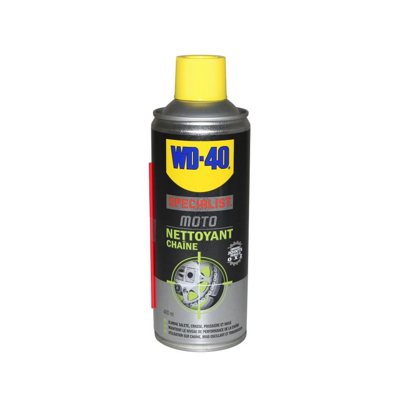 Spray nettoyant chaînes WD40 400ml