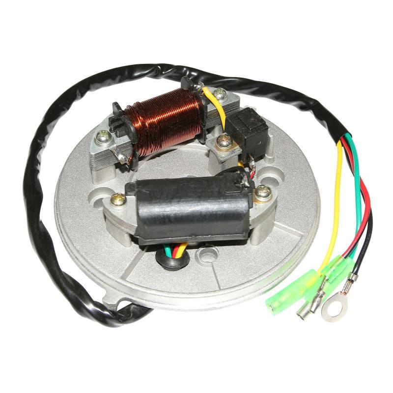 Stator allumage 1Tek Origine avec platine MBK 51 électronique