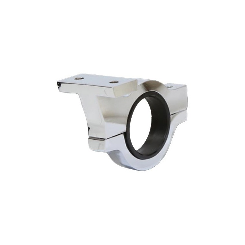 Support de guidon chromé pour instrument Highsider 360-231