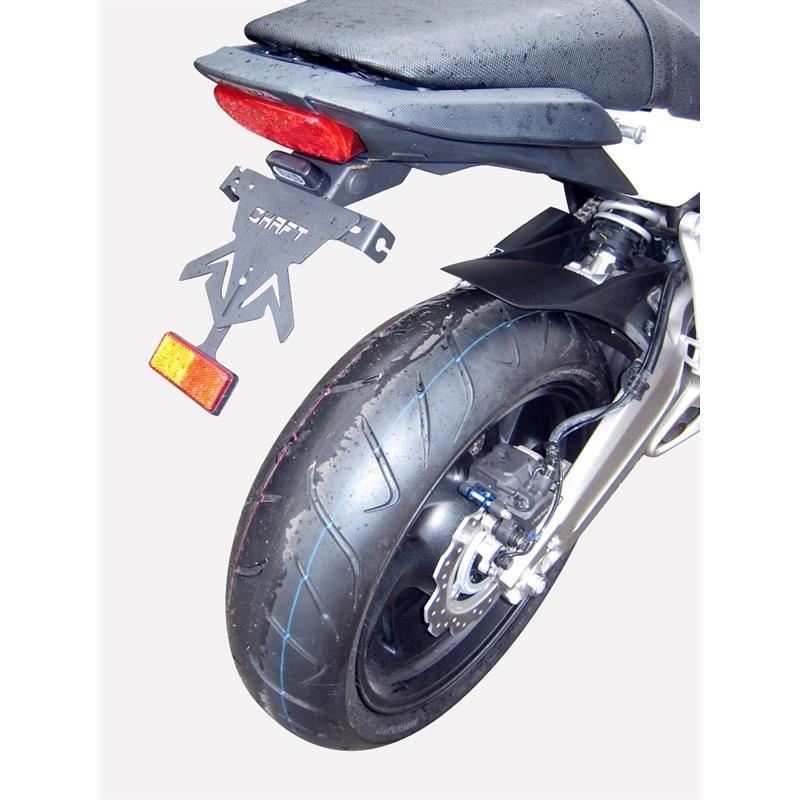 Support de plaque Chaft pour Honda CB650F / CBR650F 2014