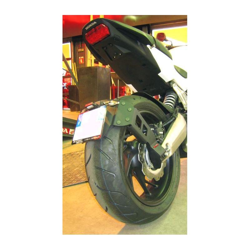 Support de plaque déporté Access Design pour Honda CB 650 F 14-16