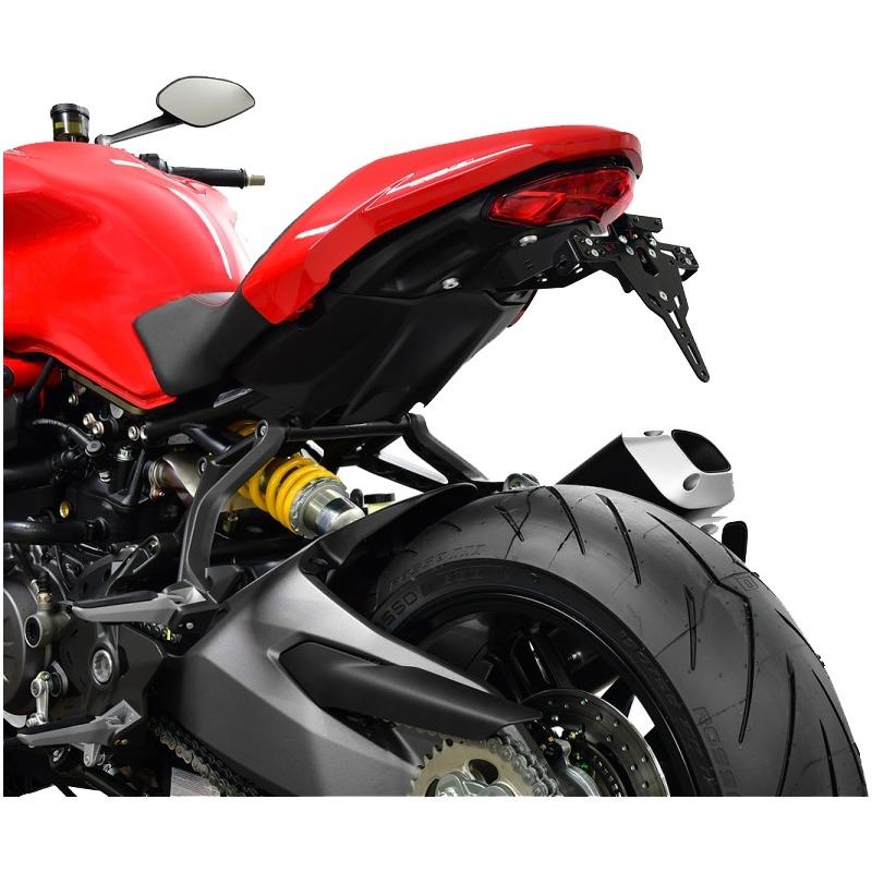 Support de plaque Zieger Ducati Monster 1200/S 14-16