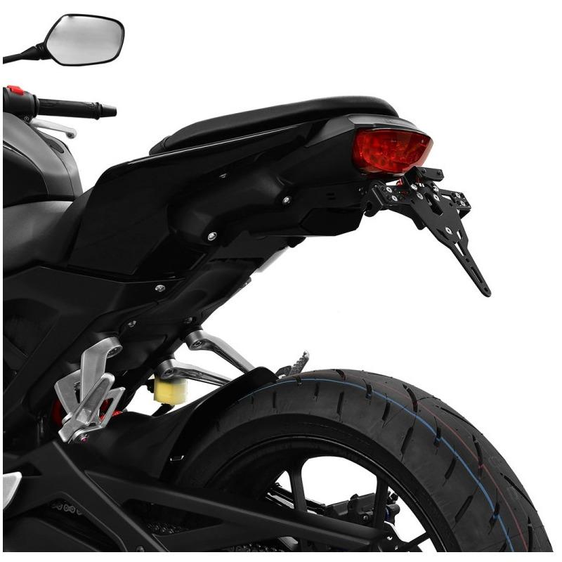 Support de plaque Zieger Honda CB125R 18-21