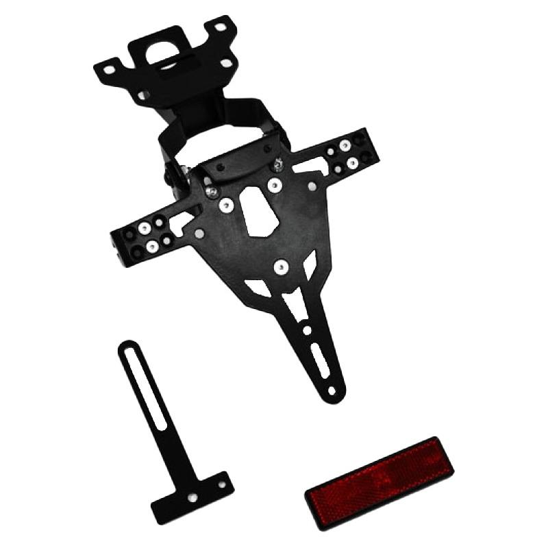 Support de plaque Zieger Yamaha MT-09 17-20
