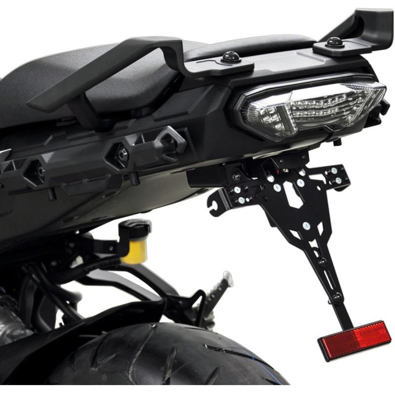 Support de plaque Zieger Yamaha MT-09 Tracer 15-20