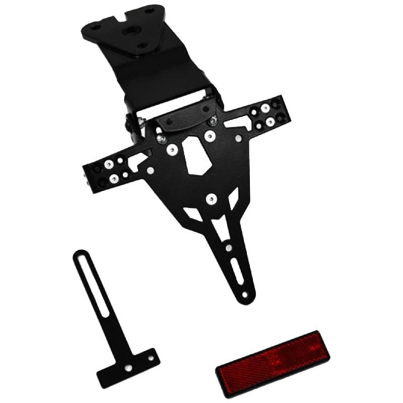 Support de plaque Zieger Yamaha YZF-R3 15-18