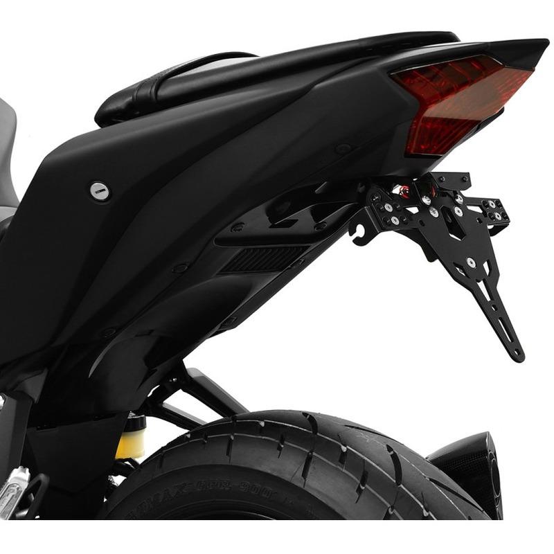 Support de plaque Zieger Yamaha YZF-R3 19-21