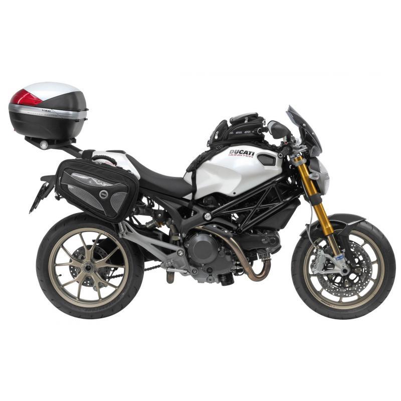 Support de top case Givi Monorack Ducati Monster 696 / 796 / 1100 08-14
