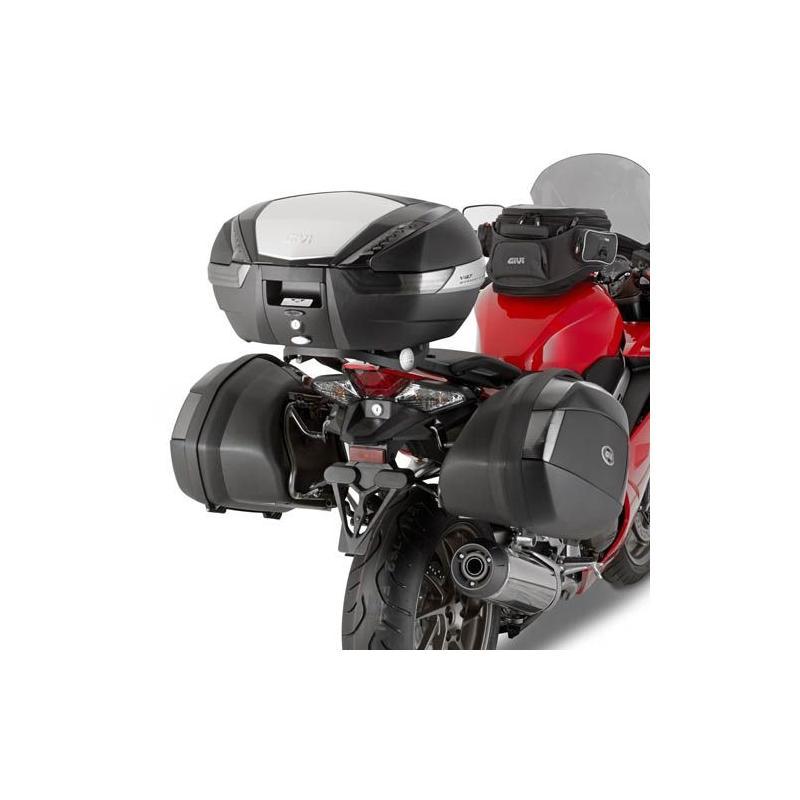 Support de top case Givi Monorack Honda VFR 800 F 14-19