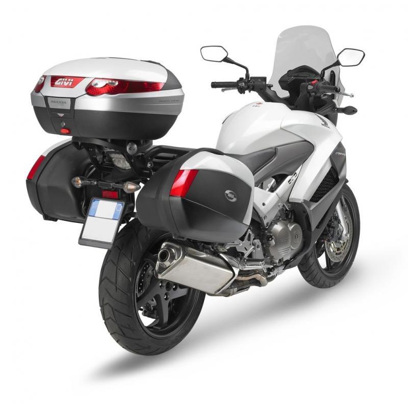 B/équille arri/ère range moto Yamaha MT-07 Tracer ConStands Mover I Rouge
