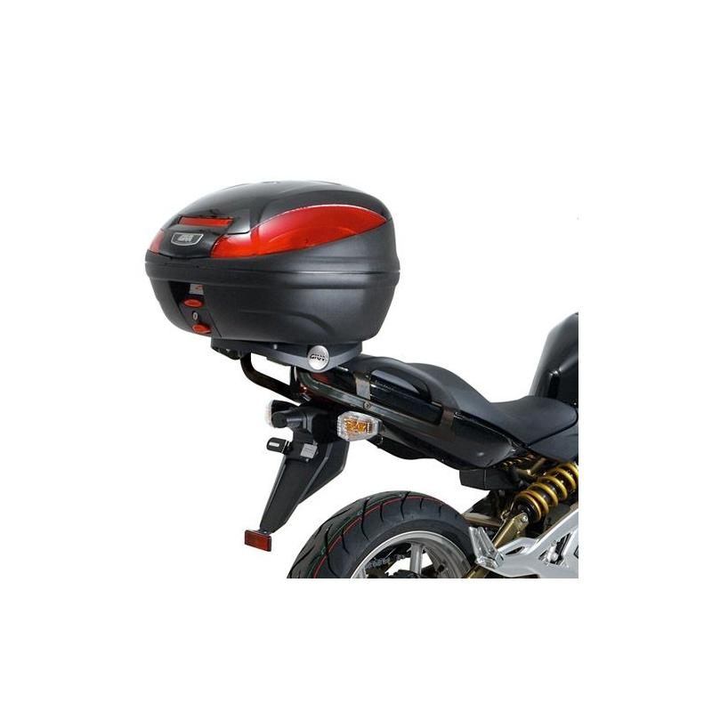 Support de top case Givi Monorack Kawasaki ER 6n / ER 6f 650 05-08