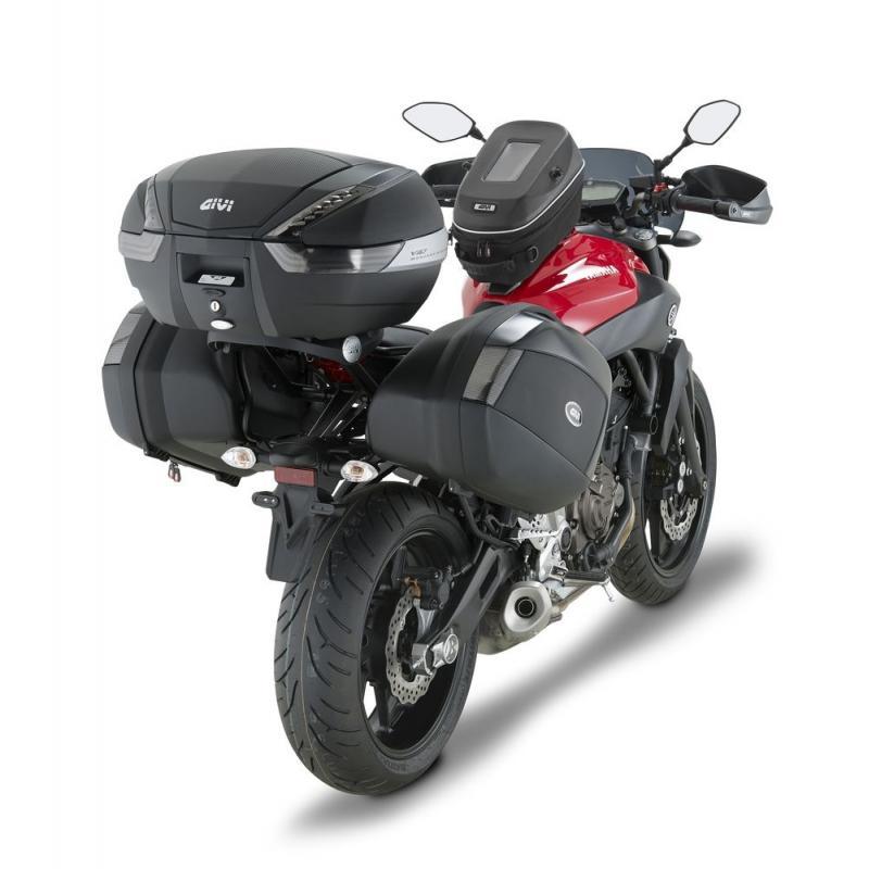 Support de top case Givi Monorack Yamaha MT-07 14-