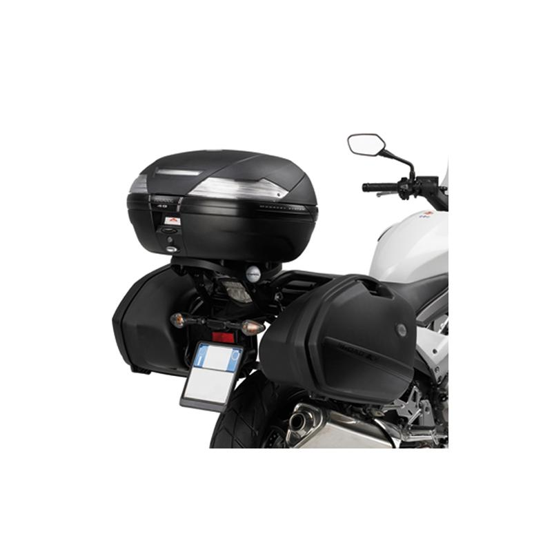 Support de top case Kappa Monorack Honda 800 Crossrunner 11-14