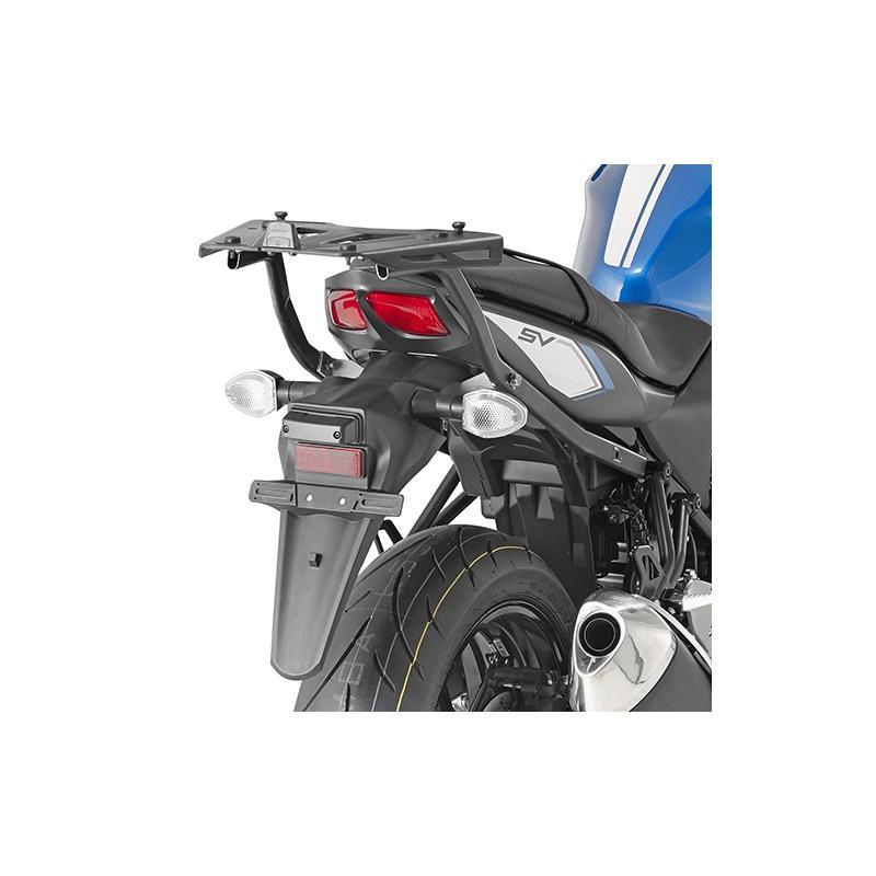 Support de top case Kappa Monorack Suzuki 650 SV 16-18