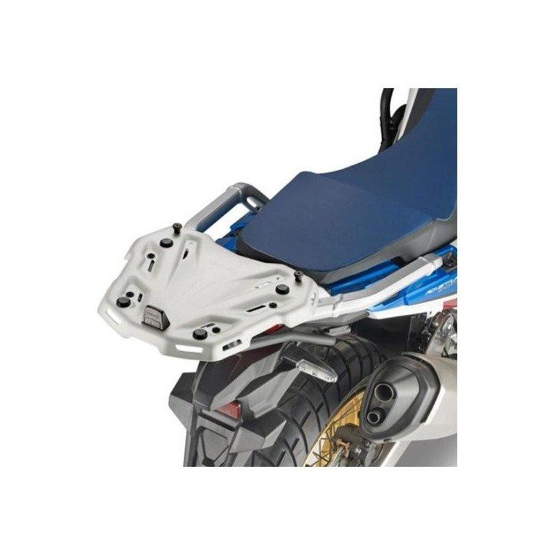 Support de top case Monolock/Monokey Honda CRF 1100L Africa Twin Adventure Sport 2020 noir
