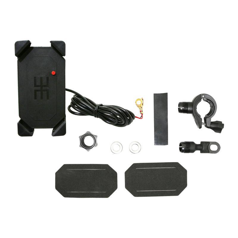 Support smartphone Avoc étanche avec chargeur USB