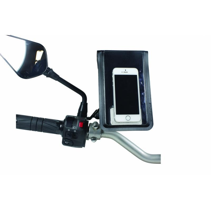 Support Smartphone Chaft fixation au rétroviseur